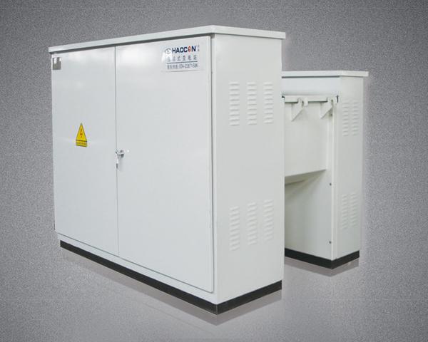 YB27预装式箱式变电站