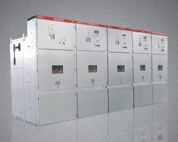 锦州KYN28-12户内铠装移开式交流金属封闭开关设备